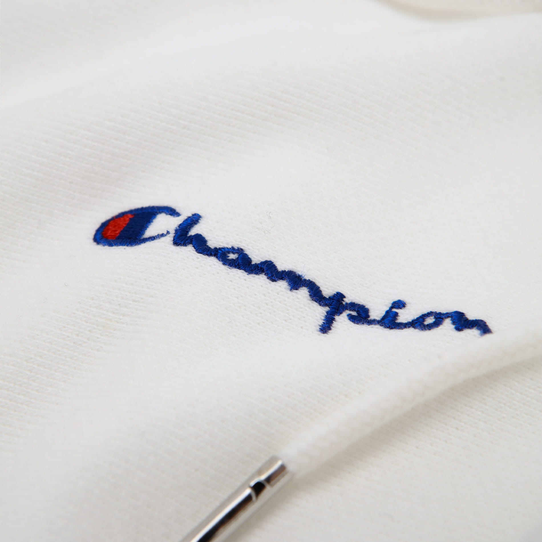 〈タイムセール〉【Champion×LOVELESS/GUILD PRIME】WOMEN 別注 リバースウィーブ ジップパーカー