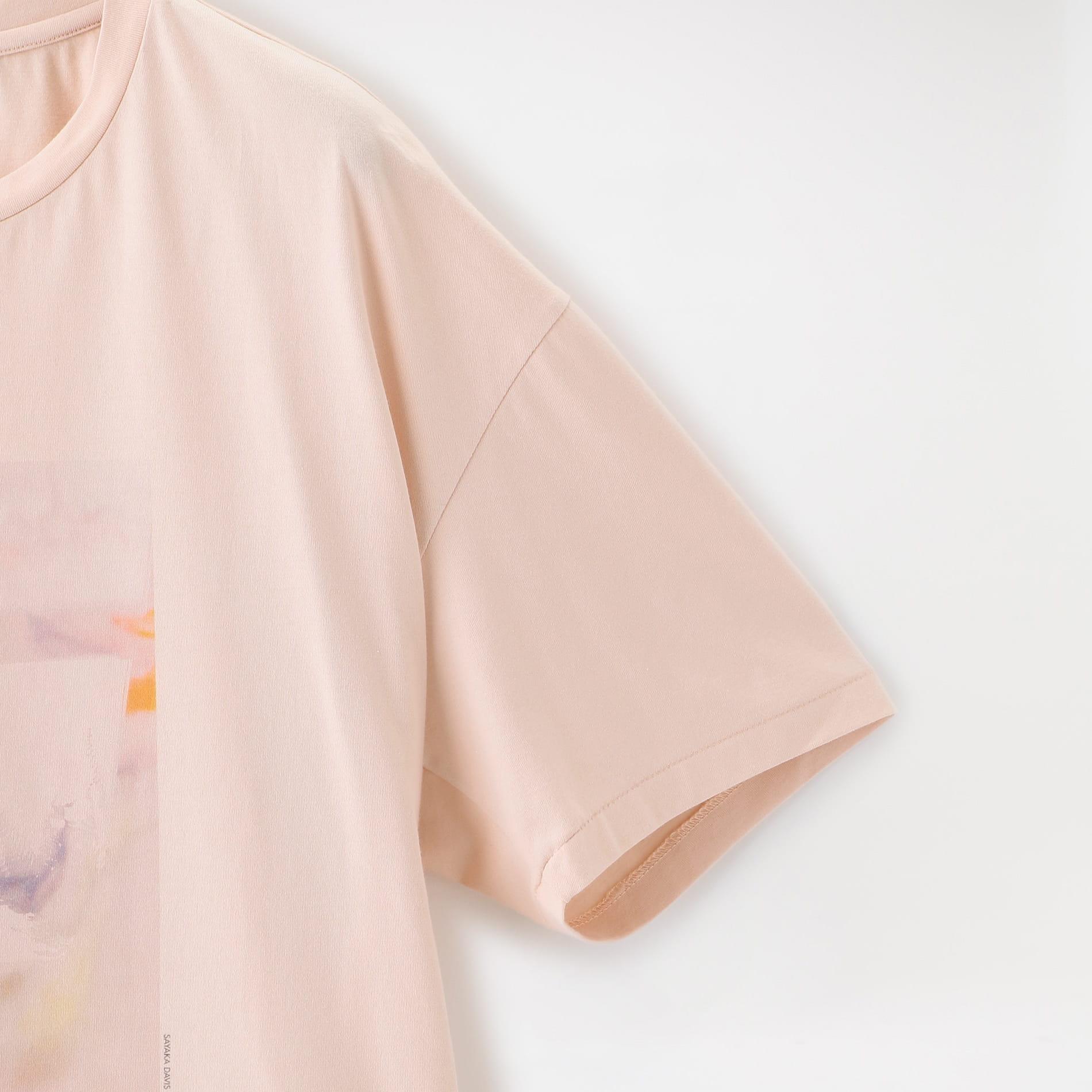 【LOVELESS×SAYAKA DAVIS】SAYAKA DAVISコラボTシャツ