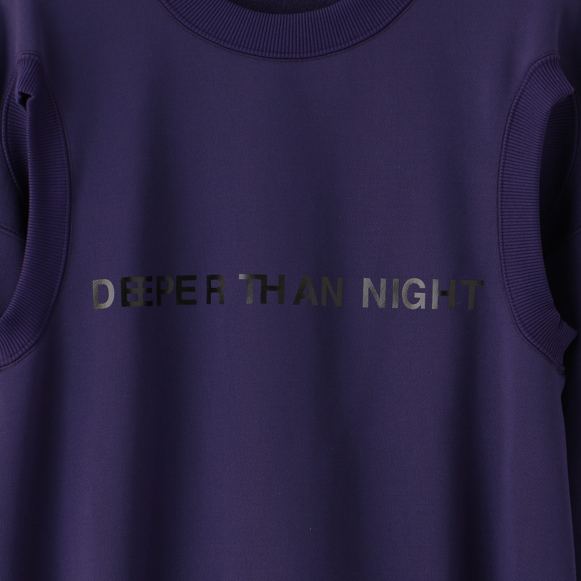 【JOHN LAWRENCE SULLIVAN】DEEPER THAN NIGHT ARM HOLE PULLOVER 5A004-0520-31