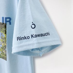 【NOMA t.d.】WOMEN Rinko Photo Tee TS01