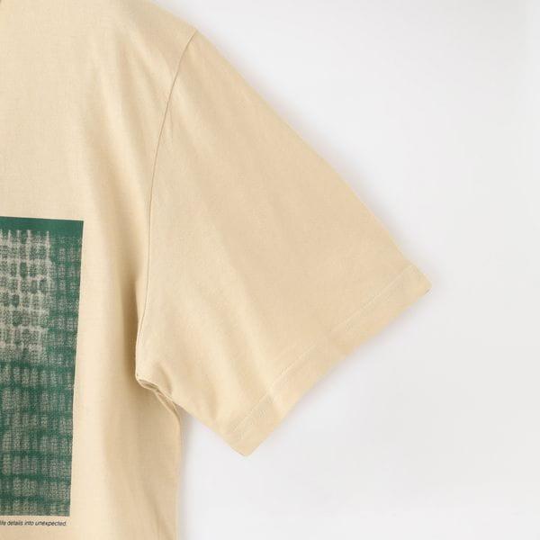 【muller of yoshiokubo】WOMEN Tシャツ Blur photo T MLS21120