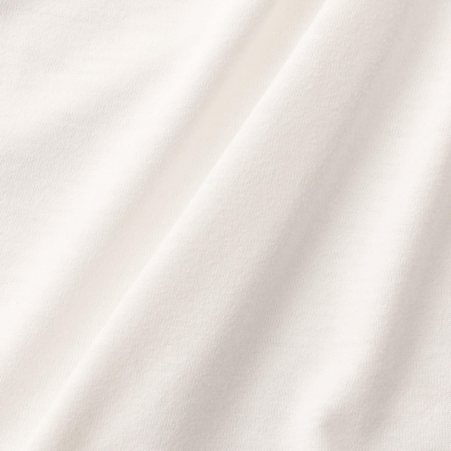 【Needles】WOMEN L/S MOCK NECK TEE POLY JERSEY HM247