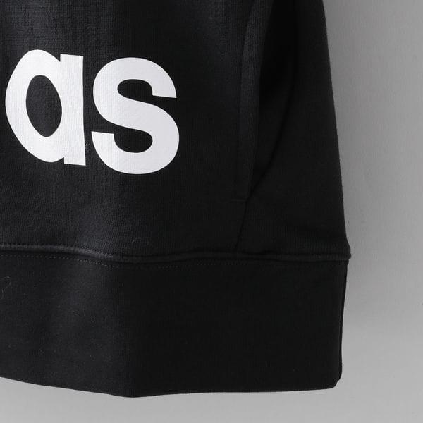 〈タイムセール〉【adidas】WOMEN トレフォイル パーカー CE2408