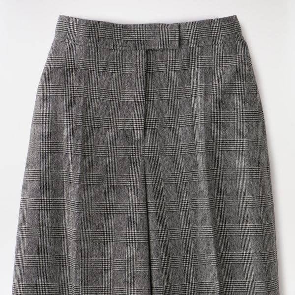 【JW ANDERSON】WOMEN WIDE LEG TROUSERS TR0088-PG0334