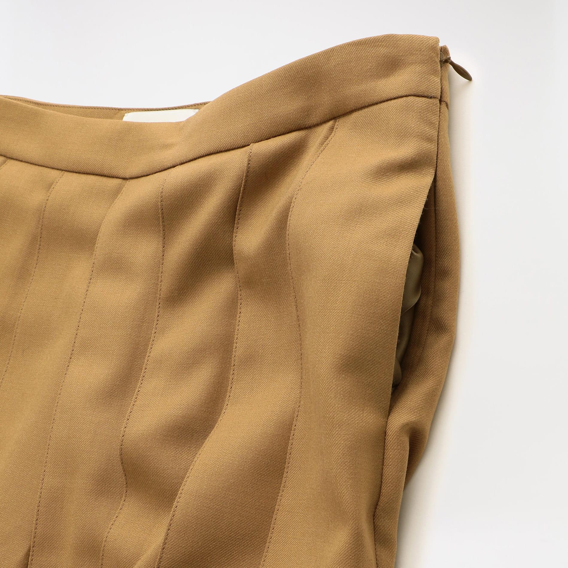 【KIRIN】WOMEN SUITING PLEATED PANTS KWCA014F20FAB0016200 KWCF20-031