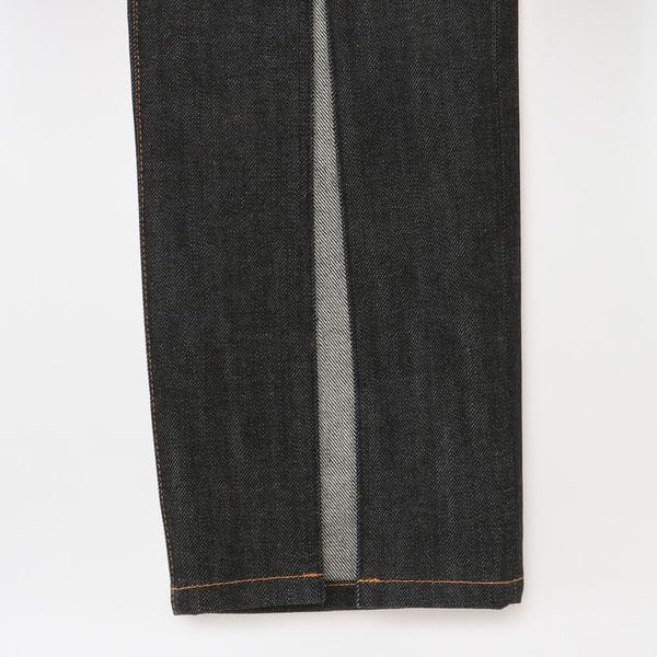 【JOHN LAWRENCE SULLIVAN】WOMEN RIGID DENIM SLITED PANTS JLSW-40