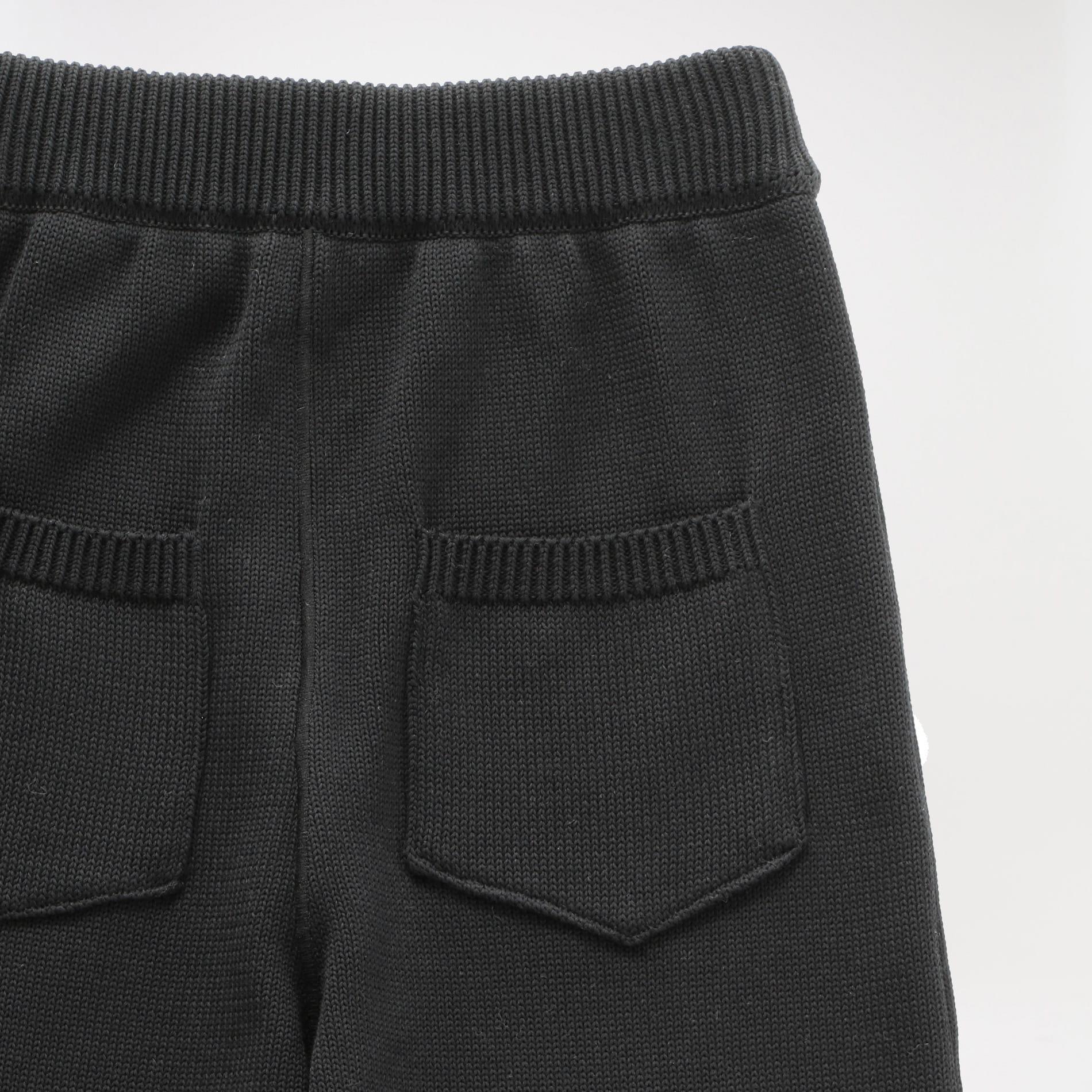 【yuumi ARIA】WOMEN HOLE KNIT PANTS 201-AK008