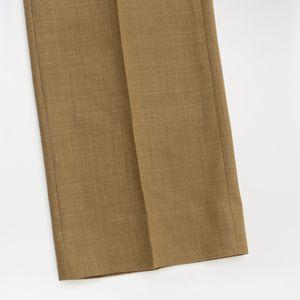 【Needles】WOMEN パンツ Side Tab Trouser - Poly Dobby Twill IN041