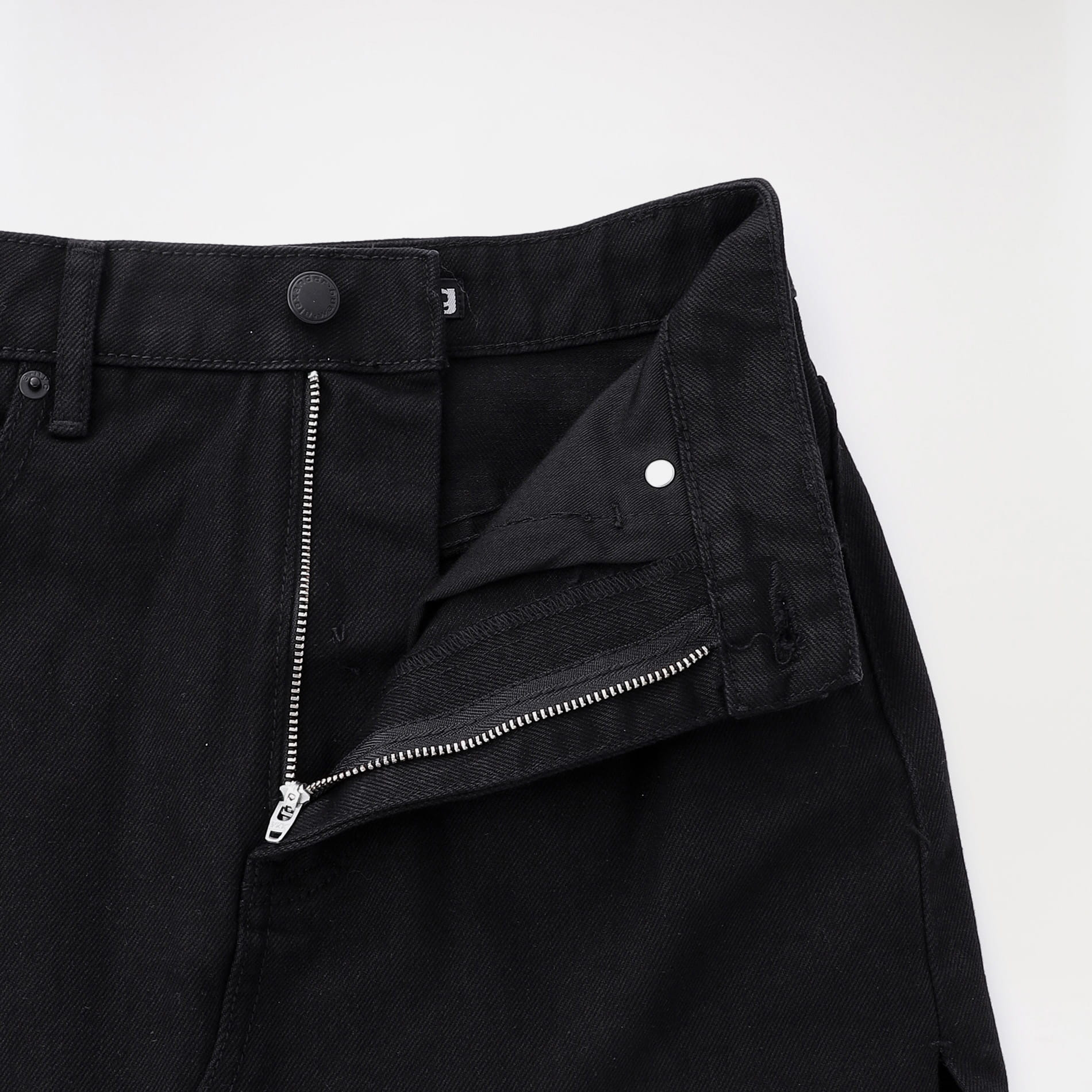 【alexanderwang】WOMEN スカート ASYMMETRIC SKIRT W HEAV BLACK 4DC2215174