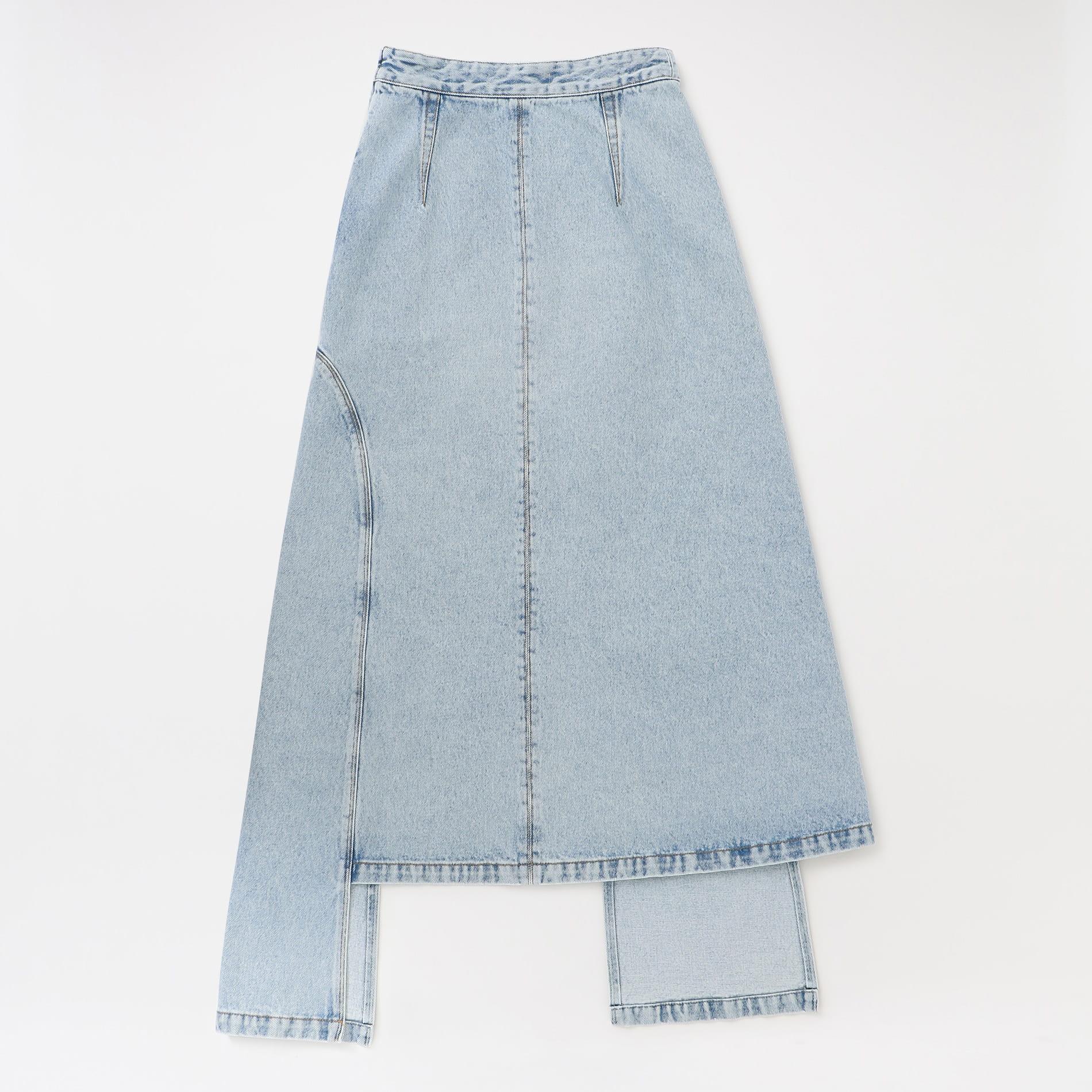 【SSHEENA】WOMEN デニムスカート JARED DS20002