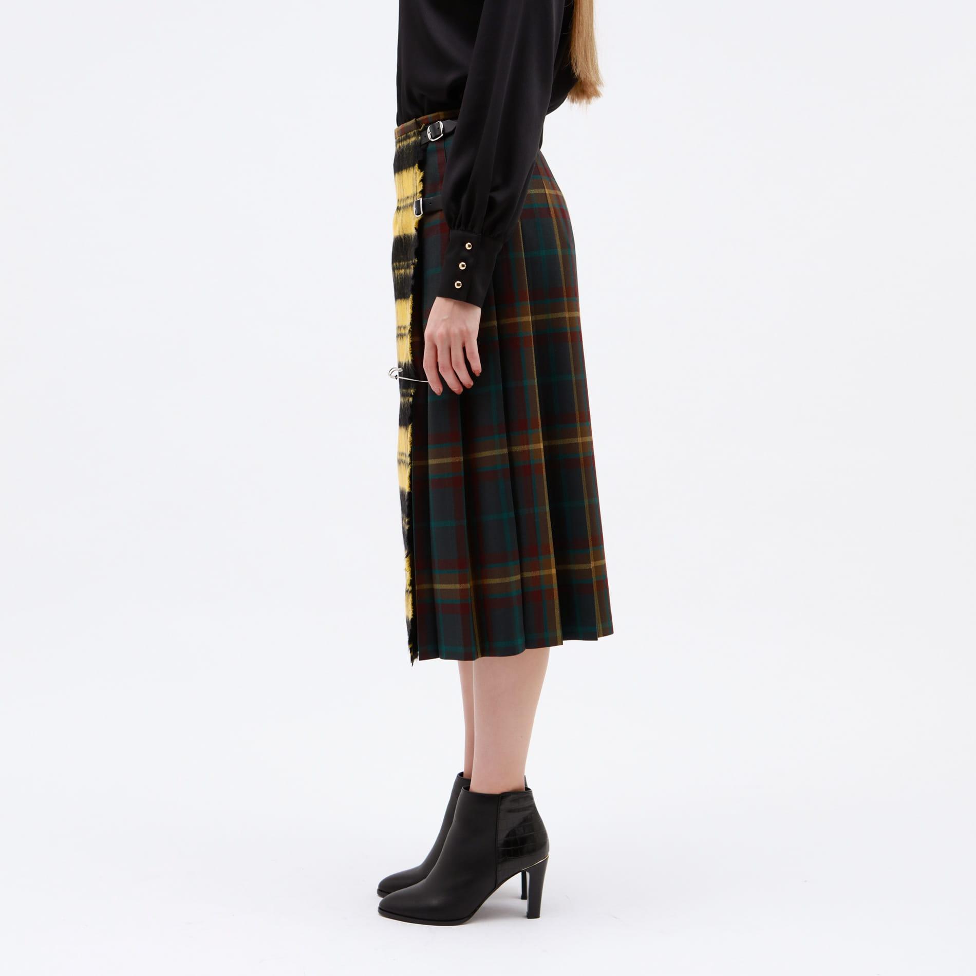 【O´NEIL OF DUBLIN】別注 キルトスカート