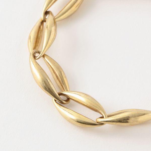 【QUARRY】WOMEN ブレスレット BRASS Kean lean Bracelet Q18B01