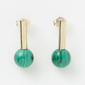 【QUARRY】WOMEN ピアス Wht brnze Roos Earring Q11E10