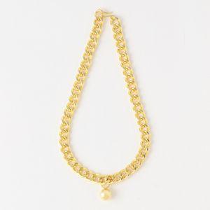 【MOYA】WOMEN ネックレス VERANECKLACE 18CT GOLD PLATEDBRASS MOYA015GP