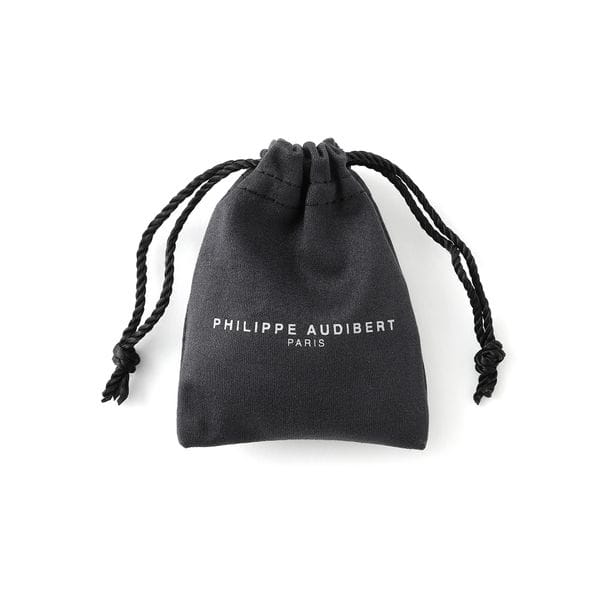 【PHILIPPE AUDIBERT】 STEEVY SMOOTH ネックレス CO5222 OP