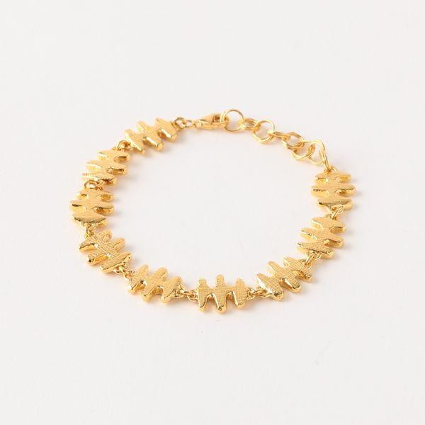 【LUCY FOLK】WOMEN ブレスレット Fire Bracelet JWLBRC-4153-100
