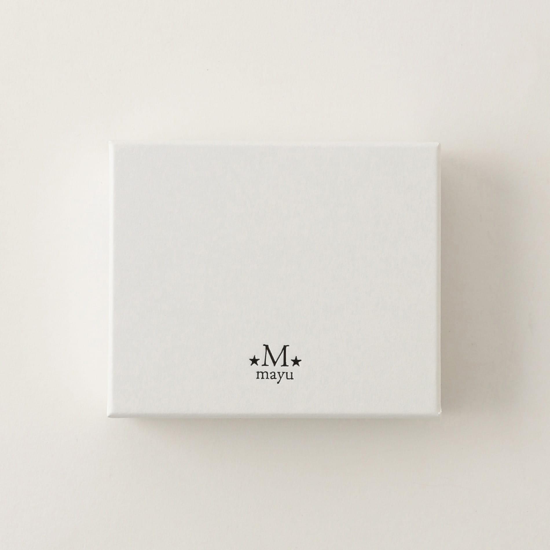 【MAYU】WOMEN ピアス MA0068-08-WH
