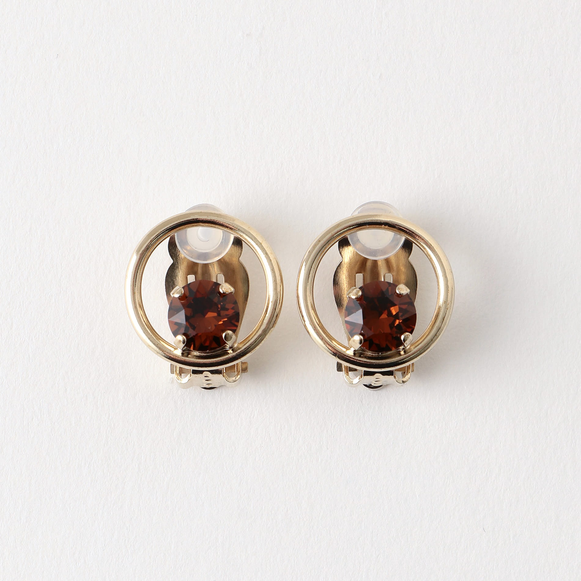 【JUSTINE CLENQUET】WOMEN イヤリング SUZANNE CLIP-ON EARRINGS 22J0SUZANNE2&3