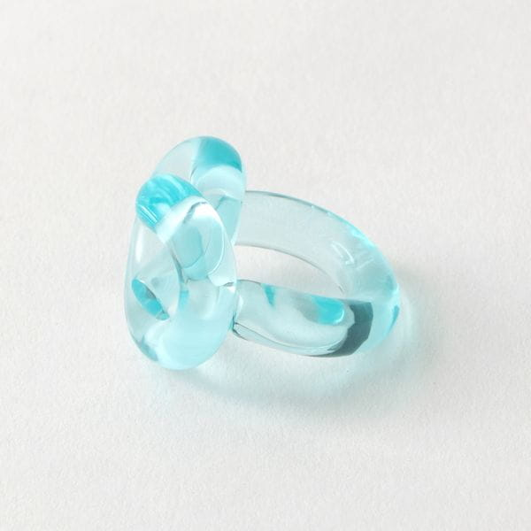 【Corey Moranis】WOMEN Pletzel ring small