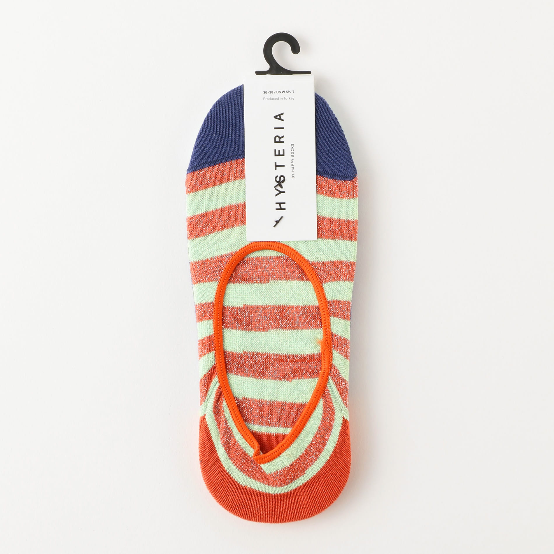 〈タイムセール〉【HYSTERIA BY HAPPY SOCKS】WOMENS ソックス CLAUDIA