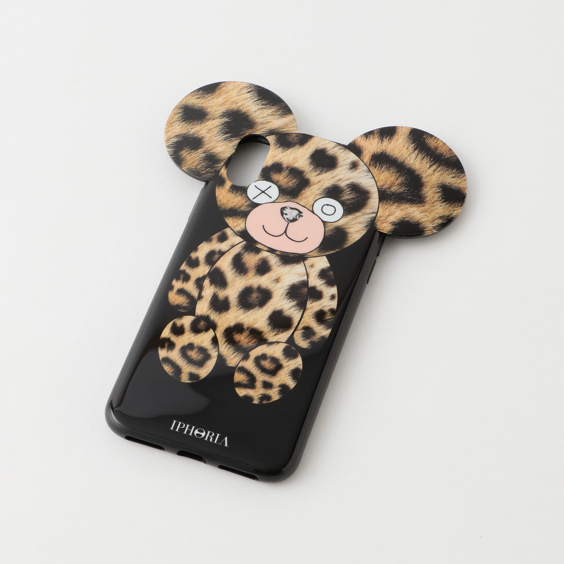 【IPHORIA】iPhoneケース(iPhoneX/XS対応)-Leo Bear-