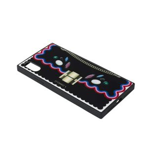 〈タイムセール〉【IPHORIA】iPhoneケース(iPhoneX/XS対応) -Hide Away Clutch Black Feminine- 16335