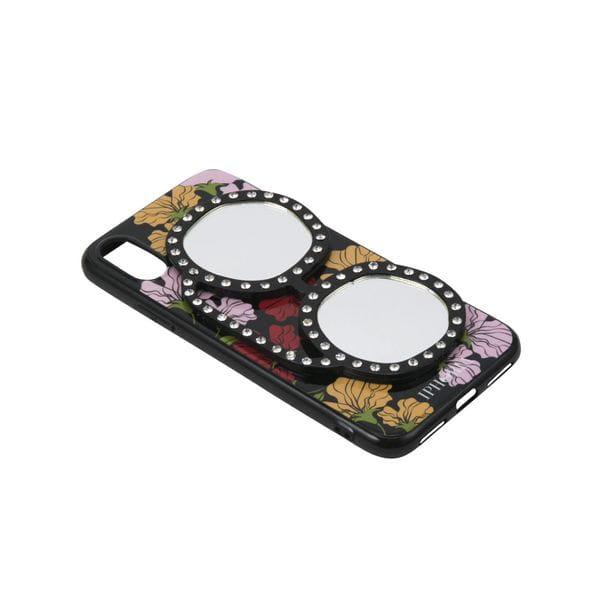 【IPHORIA】iPhoneケース(iPhoneX/XS対応) -Floral Love With Glasses-