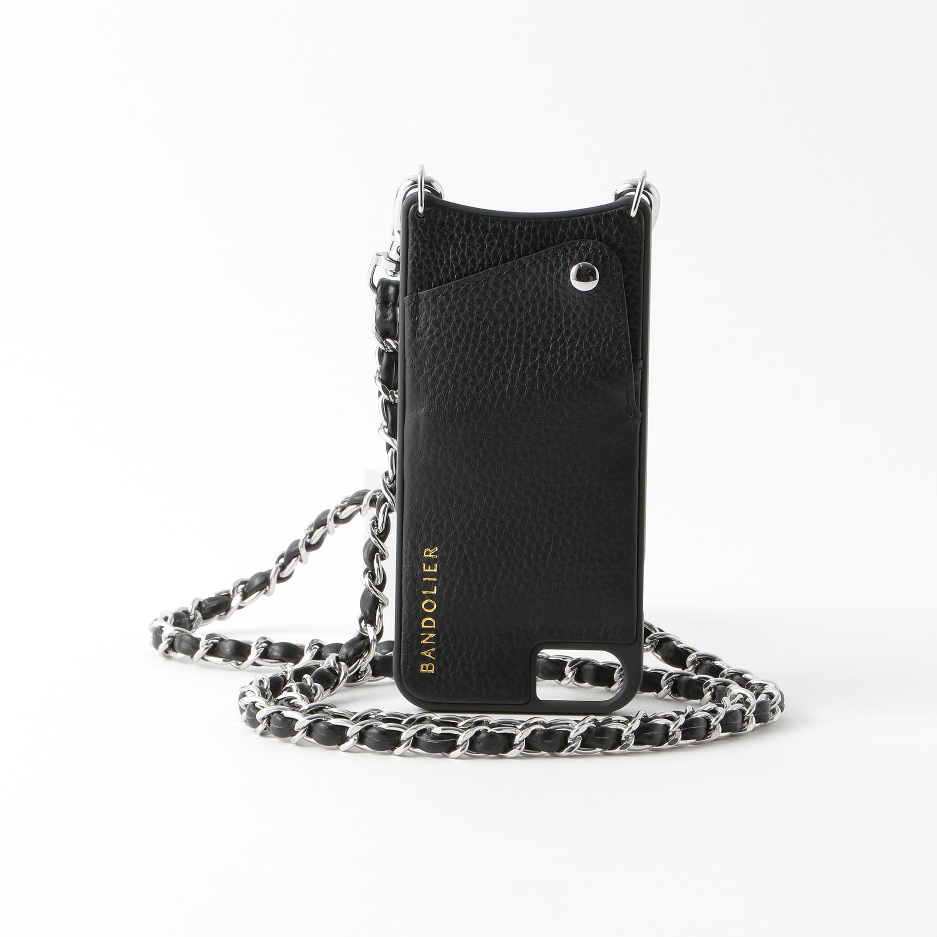 【BANDOLIER】LUCY SILVER 6/7/8