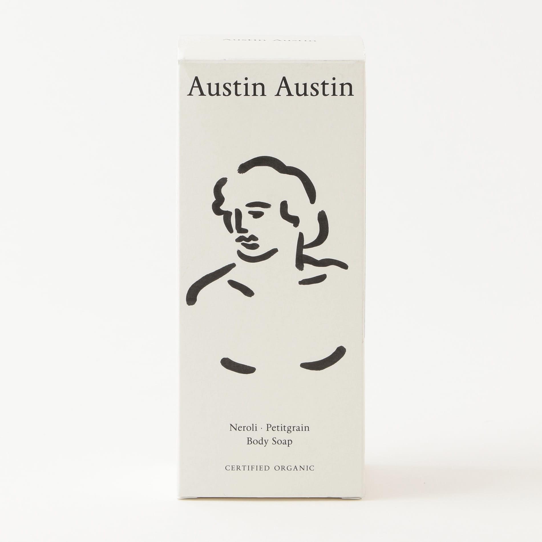 【Austin Austin】ボディソープ MB03021A