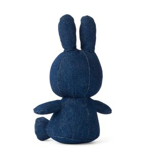 【MIFFY】BTT Miffy Denim 33cm BTT-008