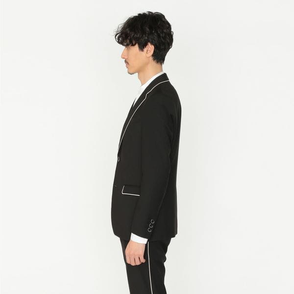 【Education from Youngmachines】シルクブレード ジャケット