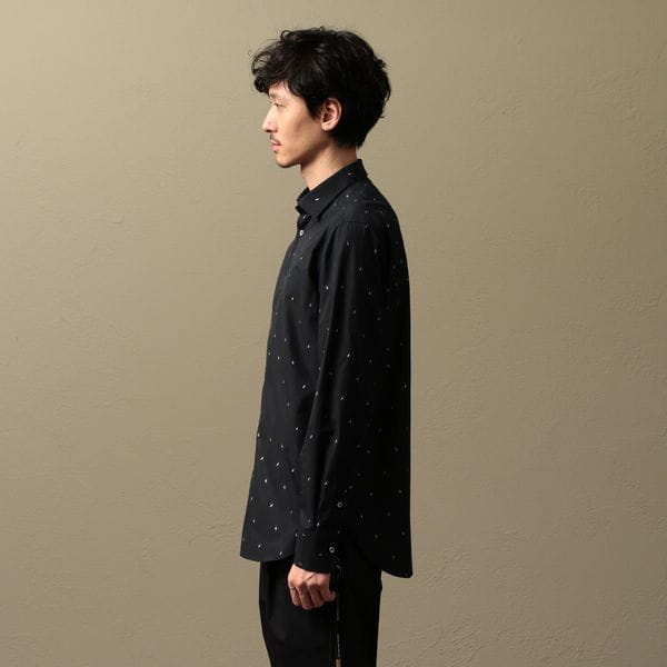 【Education from Youngmachines】MEN ライトニングシャツ