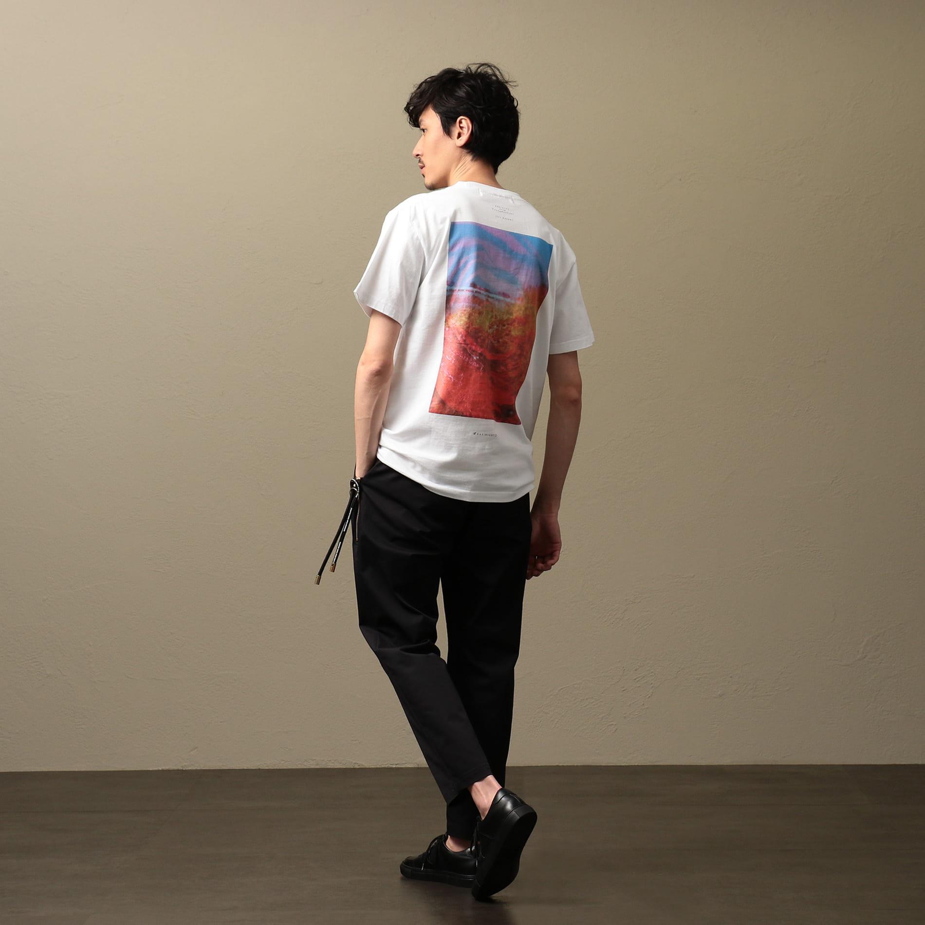 【Education from Youngmachines】MEN JIRO KONAMIコラボシャツ(DAY)