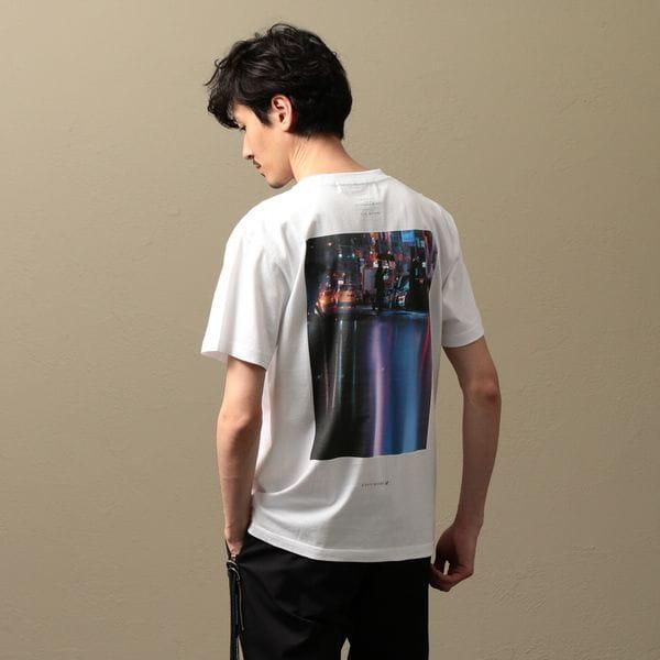 【Education from Youngmachines】MEN JIRO KONAMI コラボTシャツ(NIGHT)