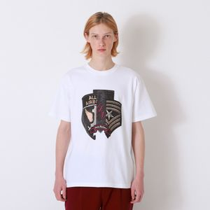 【Education from Youngmachines】ワッペン Tシャツ