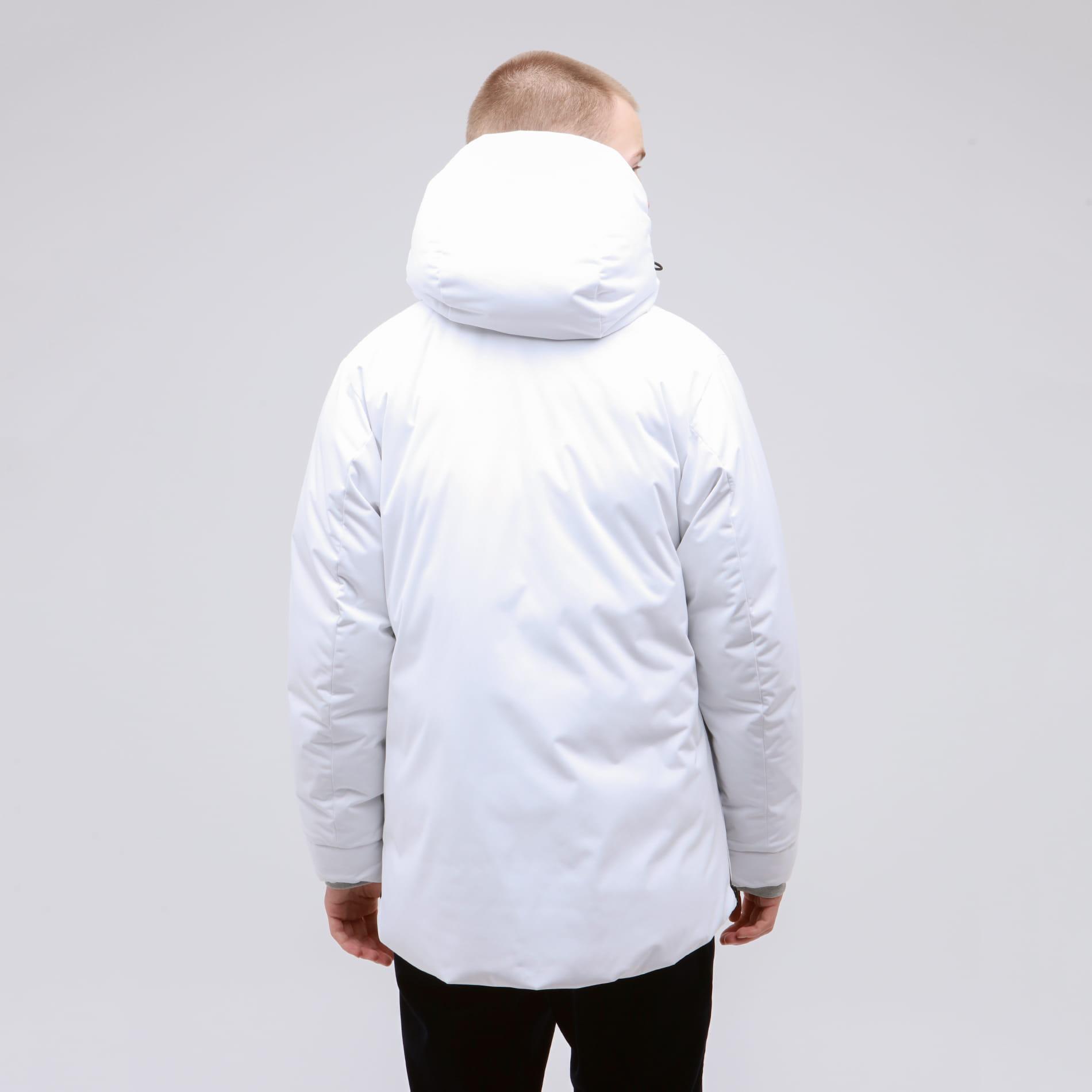 【SNOW】ミドルダウンジャケット