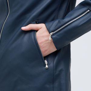 GP スターポイント レザージャケット