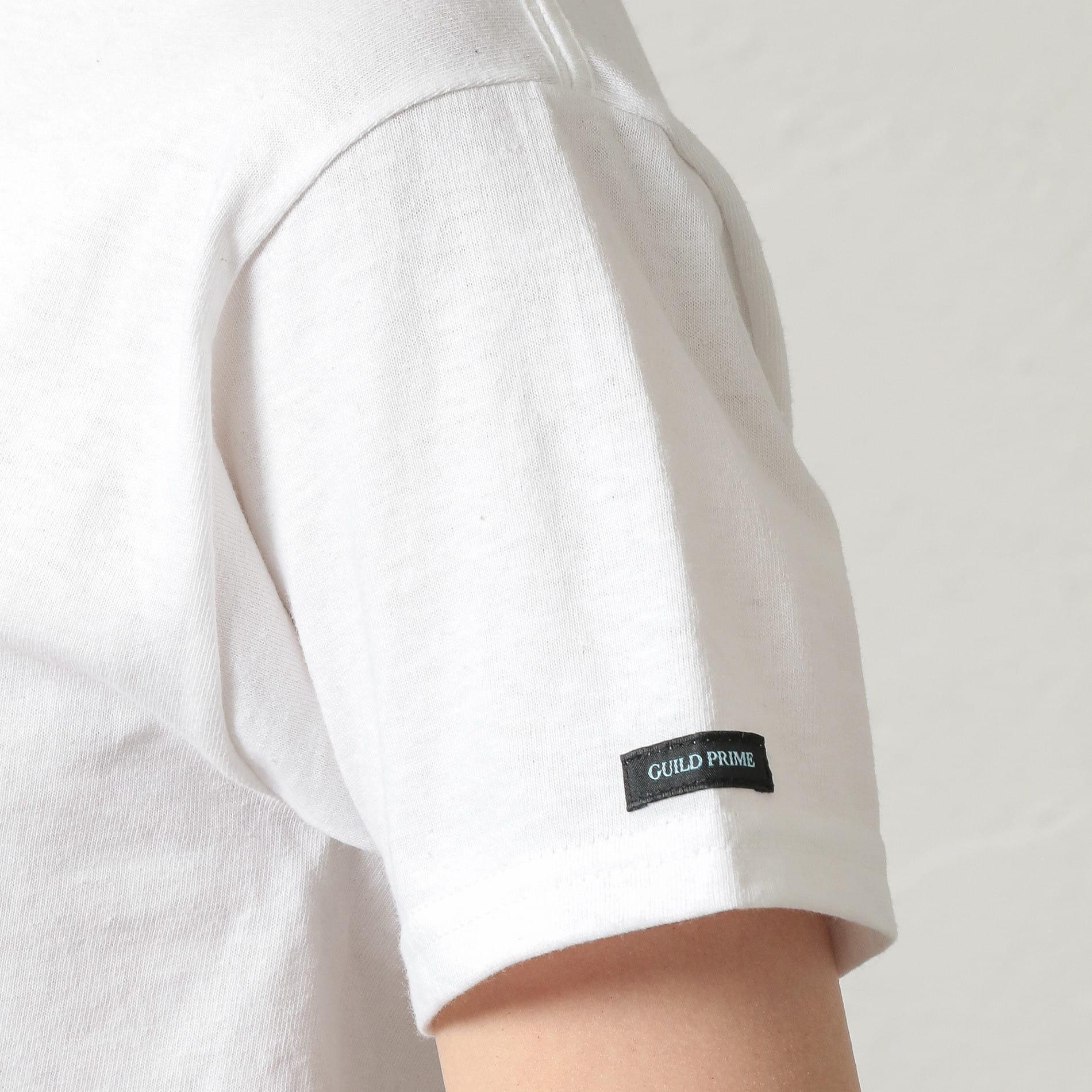 【GUILD PRIME】WOMEN ボックスロゴTシャツ