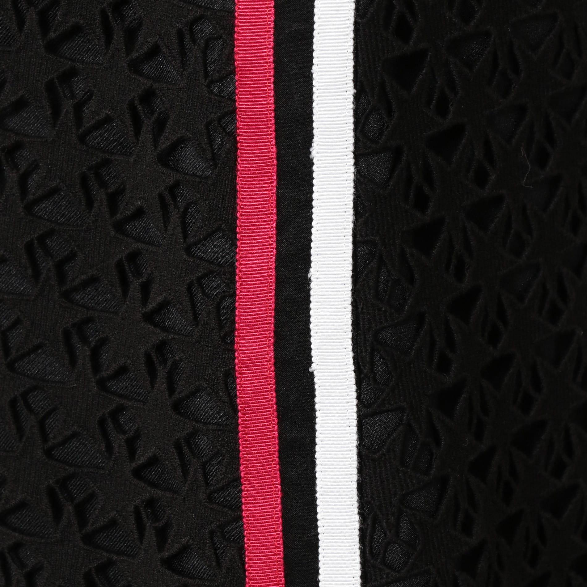 【GUILD PRIME】スターレースサイドラインスカート